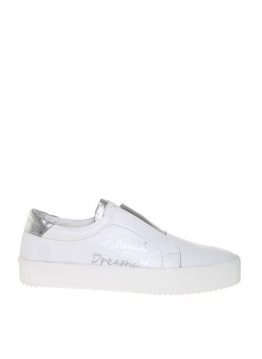 Black Pepper Spor Ayakkabı Beyaz